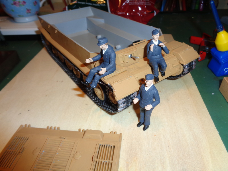 """Baubericht """"Wüstenfuchs-Armee"""" von Maat Tom  5410"""