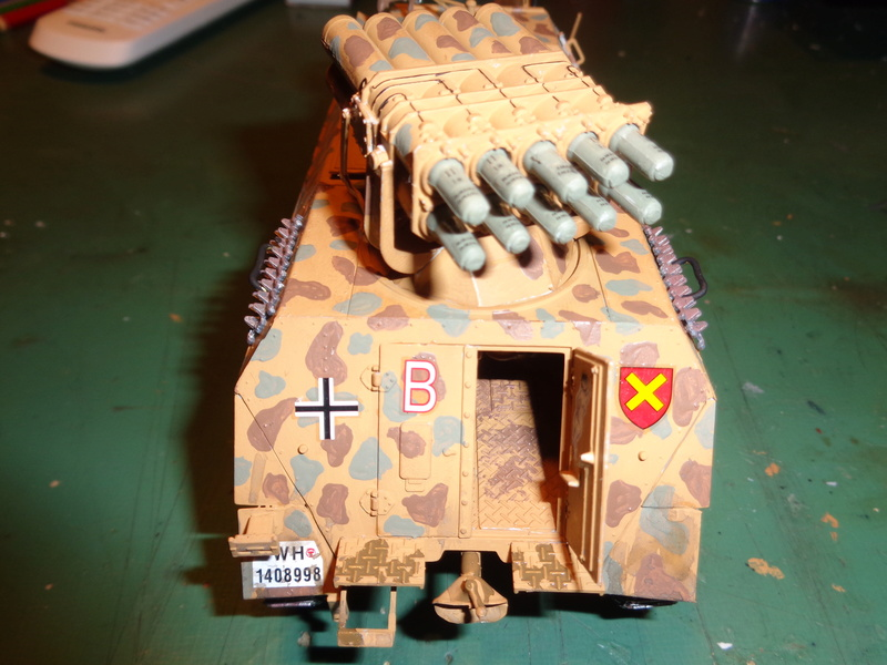 """Baubericht """"Wüstenfuchs-Armee"""" von Maat Tom  61a10"""