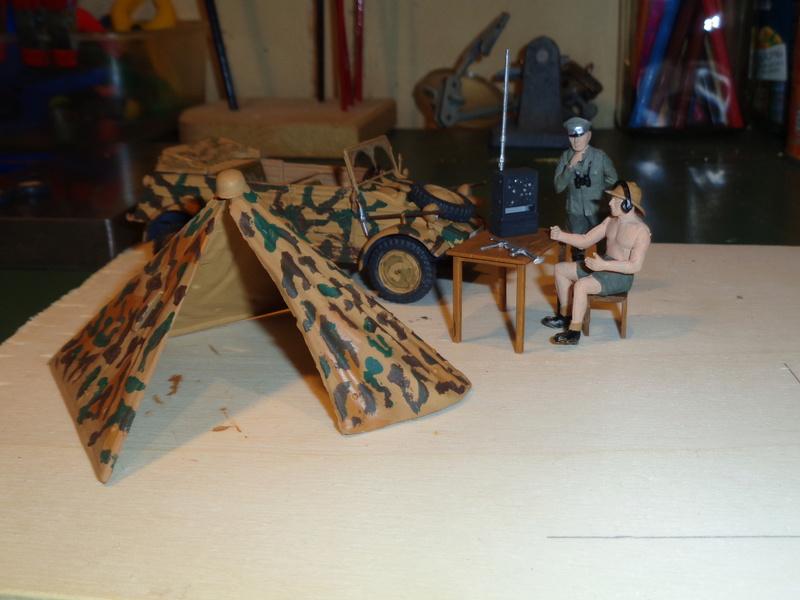"""Baubericht """"Wüstenfuchs-Armee"""" von Maat Tom  811"""