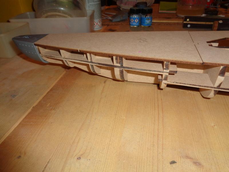 DKM Scharnhorst 1 : 200 Hachette gebaut von Maat Tom - Seite 2 Dsc01033