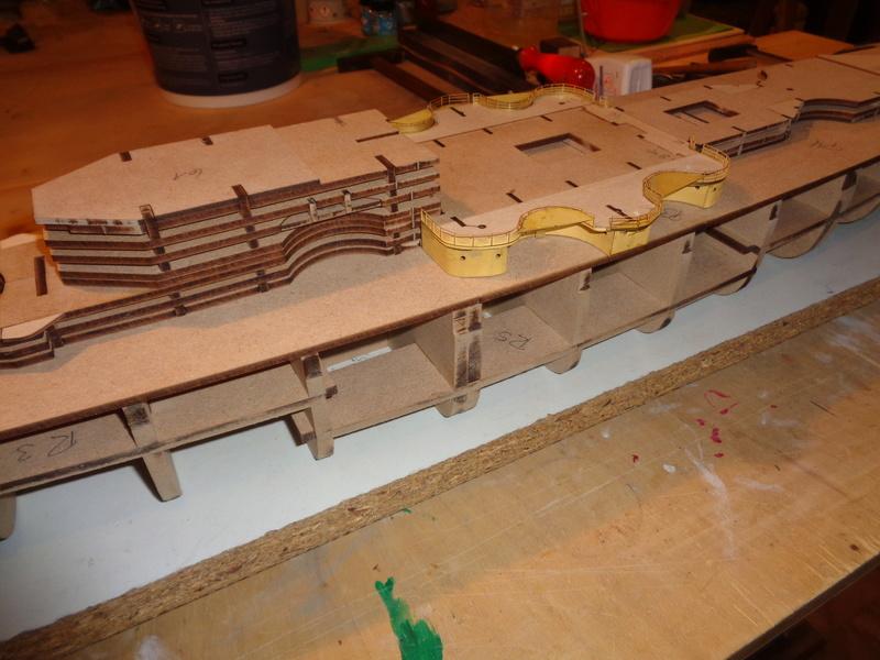 DKM Scharnhorst 1 : 200 Hachette gebaut von Maat Tom - Seite 2 Dsc01063