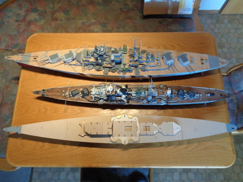 DKM Scharnhorst 1 : 200 Hachette gebaut von Maat Tom - Seite 2 Dsc01065