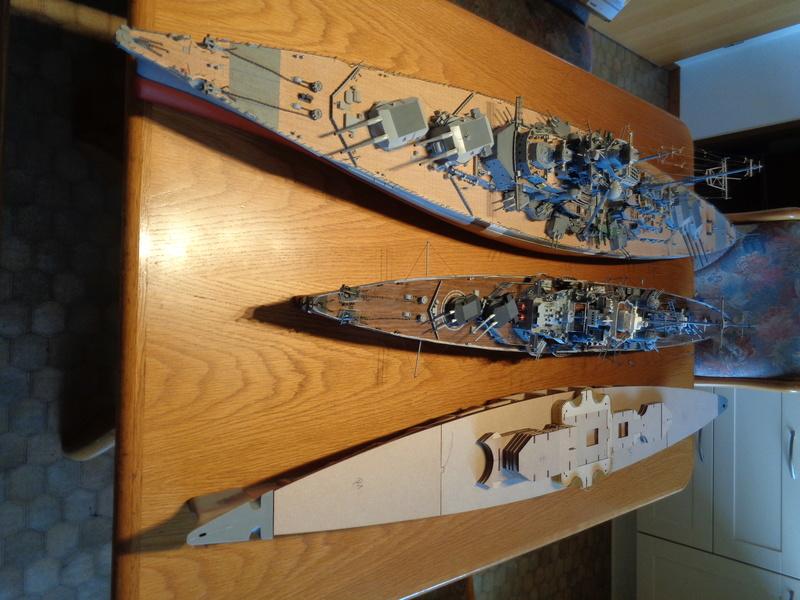 DKM Scharnhorst 1 : 200 Hachette gebaut von Maat Tom - Seite 2 Dsc01066