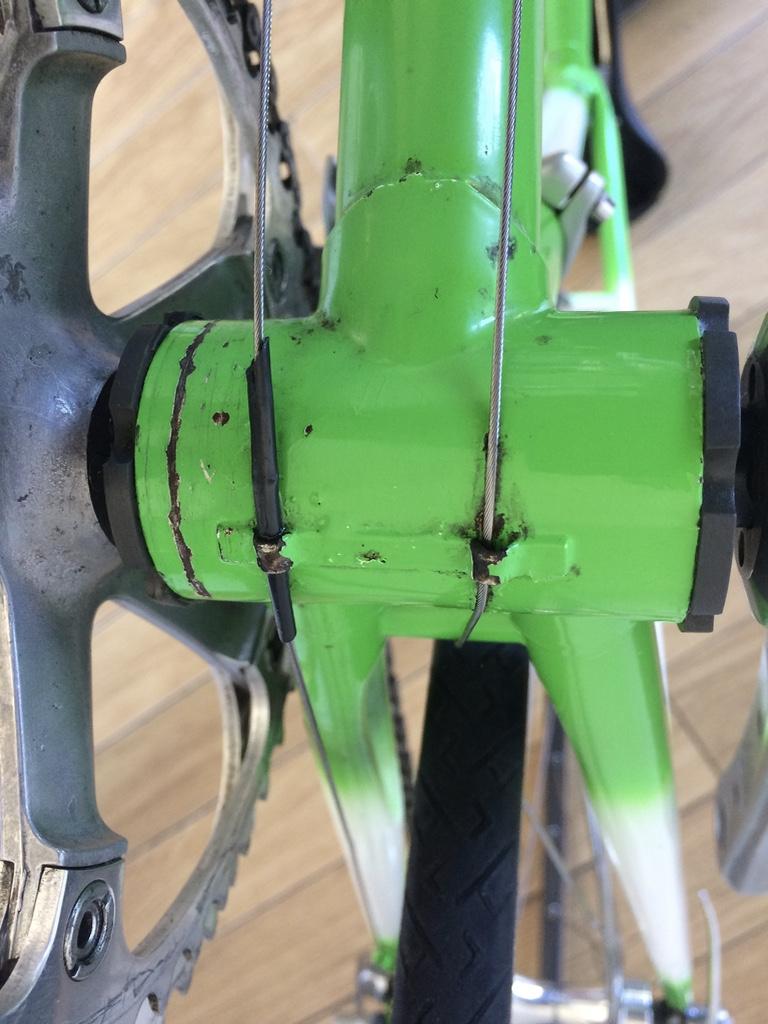 Cadre français inconnu ECS Sartrouville (vélo de club amateur) Thumb_21