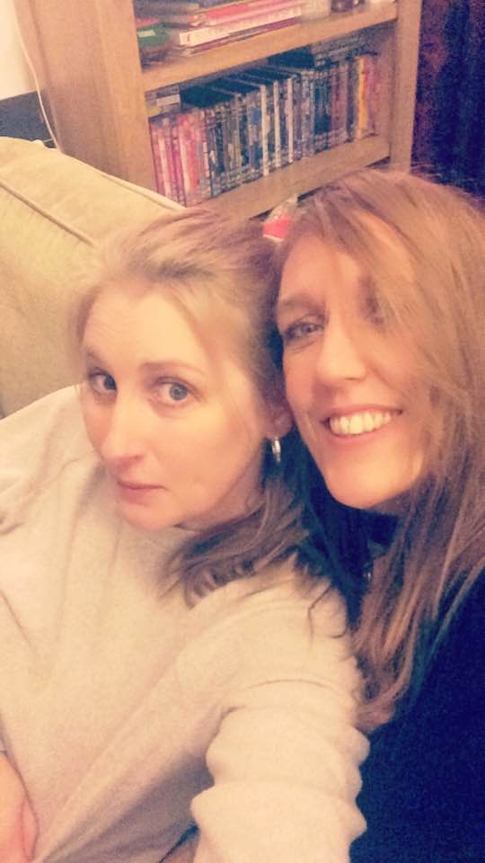 My beautiful friend Lisa  Img_6510