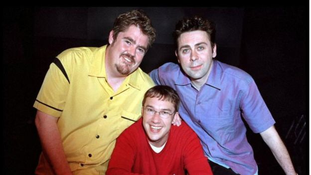 Sean Hughes: Comedian, actor and writer dies aged 51 Img_7811