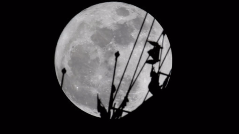 Don't Forget To Look Up And See The 'Beaver Moon' Tonight Img_8110