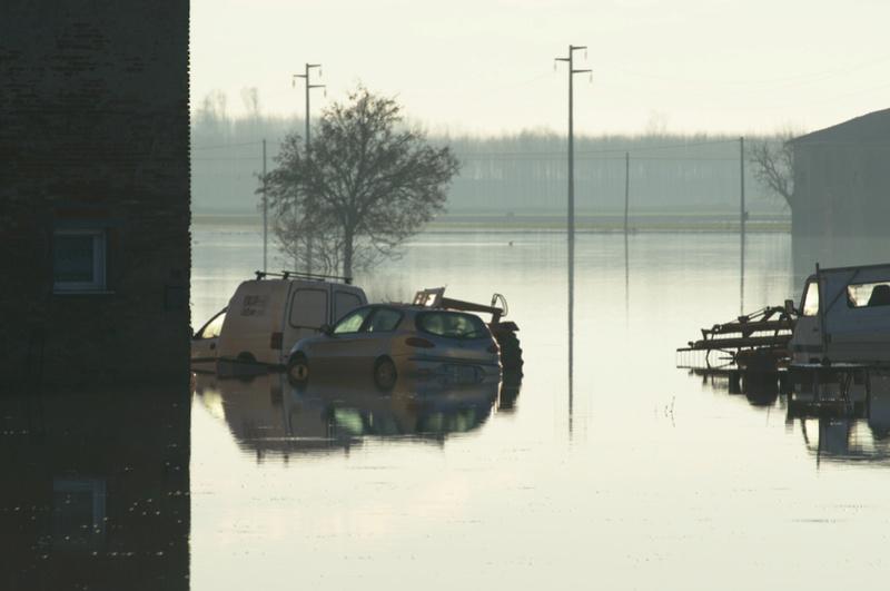 Inondazione Bassa Reggiana Dsc_8610