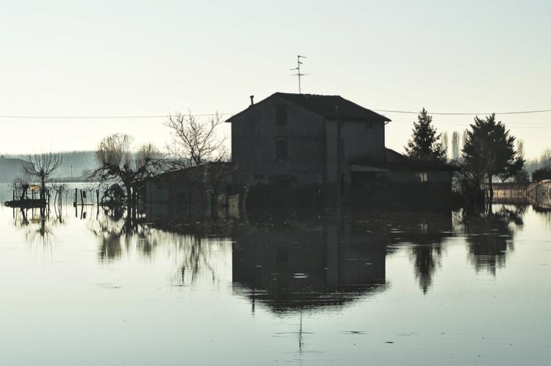 Inondazione Bassa Reggiana Dsc_8611
