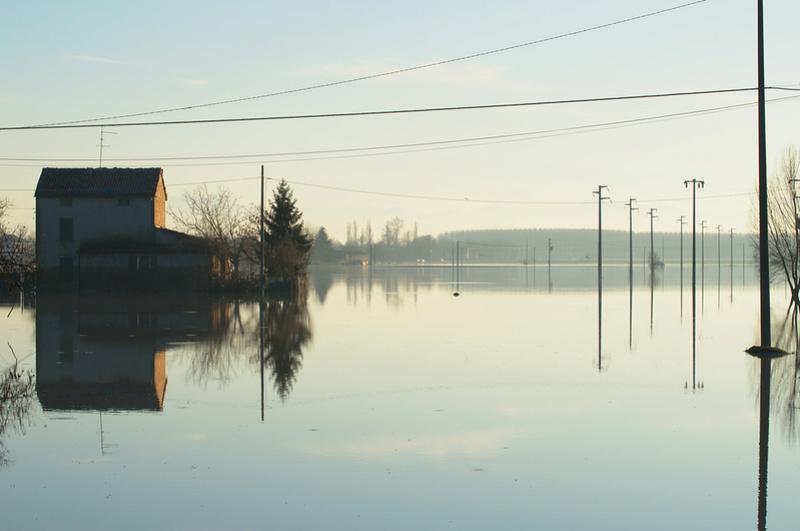 Inondazione Bassa Reggiana Dsc_8613