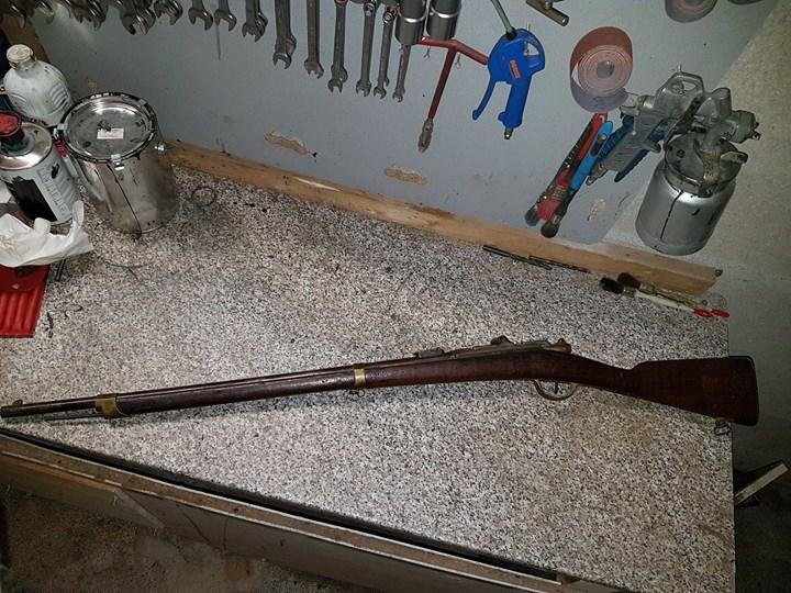 Fusil gras m80  30624110