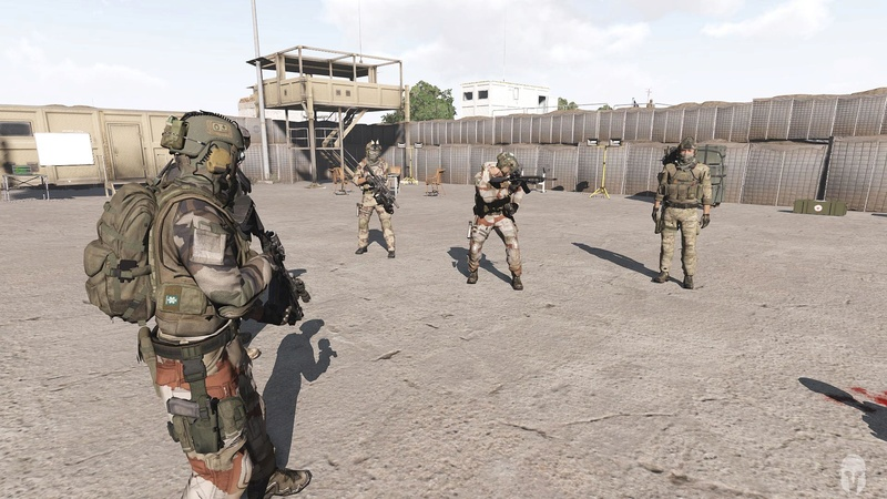 "ESC ""OP SPARTAN 50""   Arma3312"