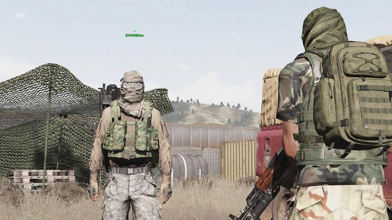 "ESC ""OP SPARTAN 50""   Arma3330"
