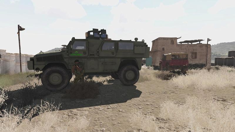 "ESC ""OP SPARTAN 50""   Arma3332"