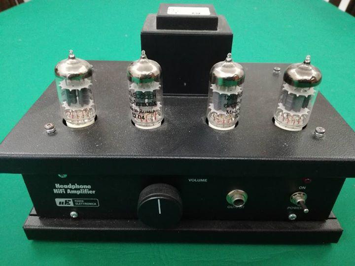 Kit N.E. LX 1309, amplificatore a valvole 27459910