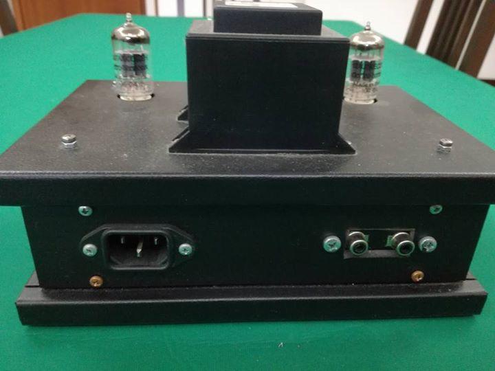 Kit N.E. LX 1309, amplificatore a valvole 27459911