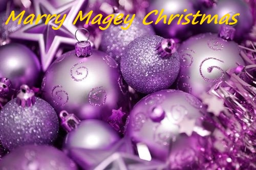 Marry Christmas and Happy Holidays 48540-10