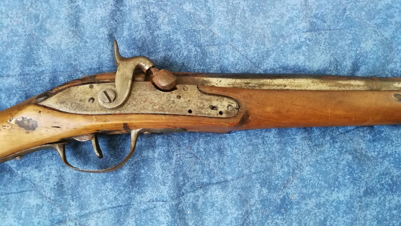 Fusil à percussion trouvé en brocante Img_2735
