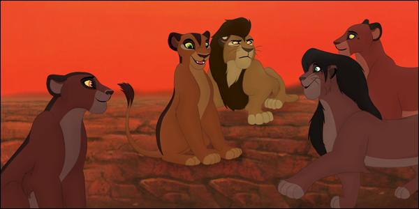 Le Roi Lion, bientôt adapté en film live 2l0v10