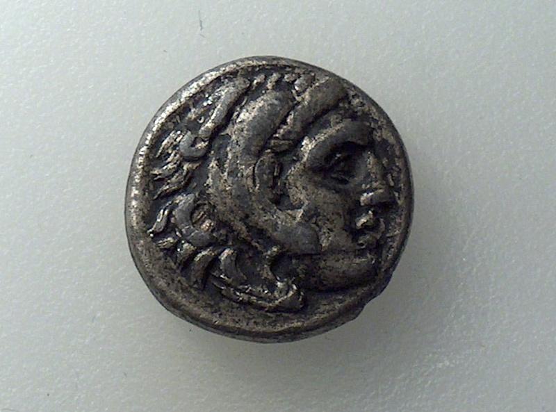 Monnaie grecque à identifier Hpim1010
