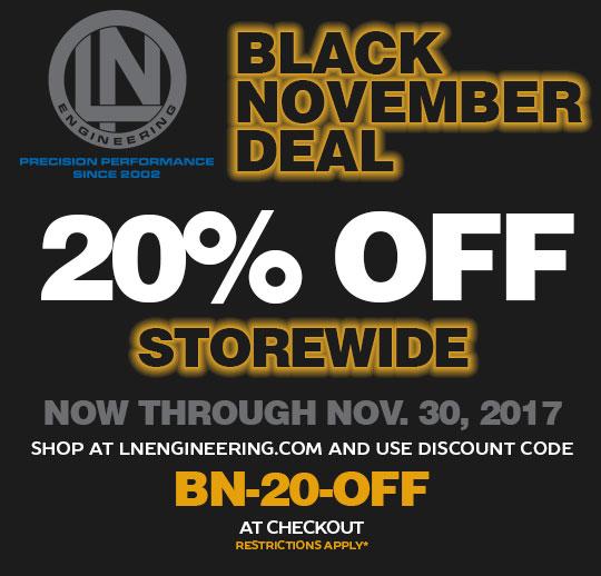 Black November LN Engineering Bf-dea10