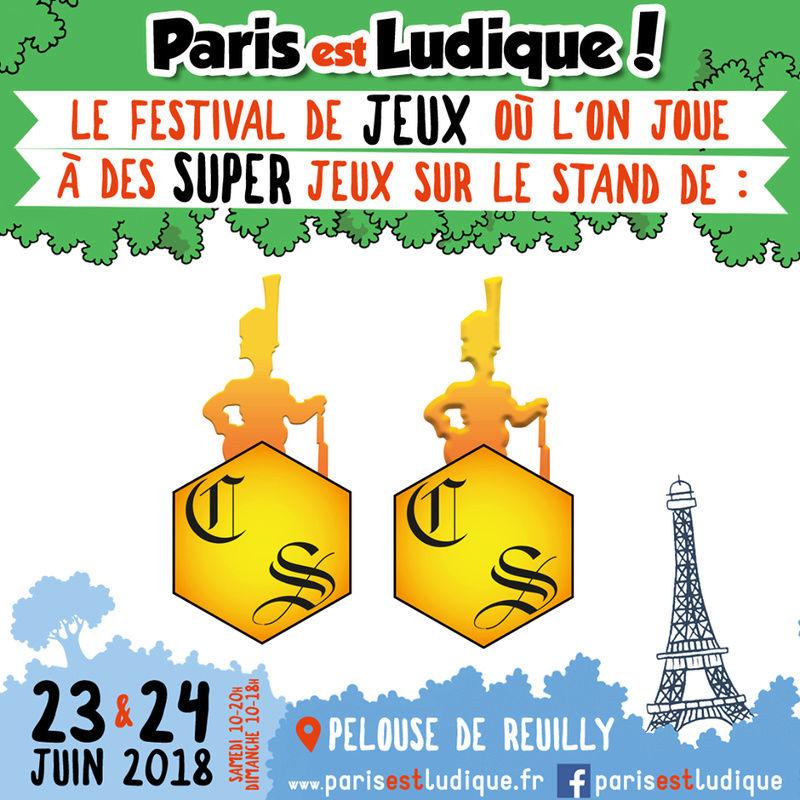 """""""Paris est ludique"""" 23-24 juin 2018 29250110"""