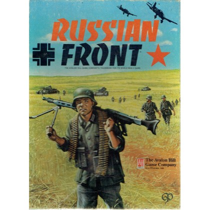 "Traduction du cercle à retrouver ""Russian Front"" Russia11"