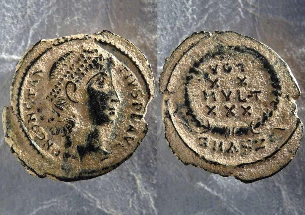 ID Constance ii - Antioche RIC. 113 11311