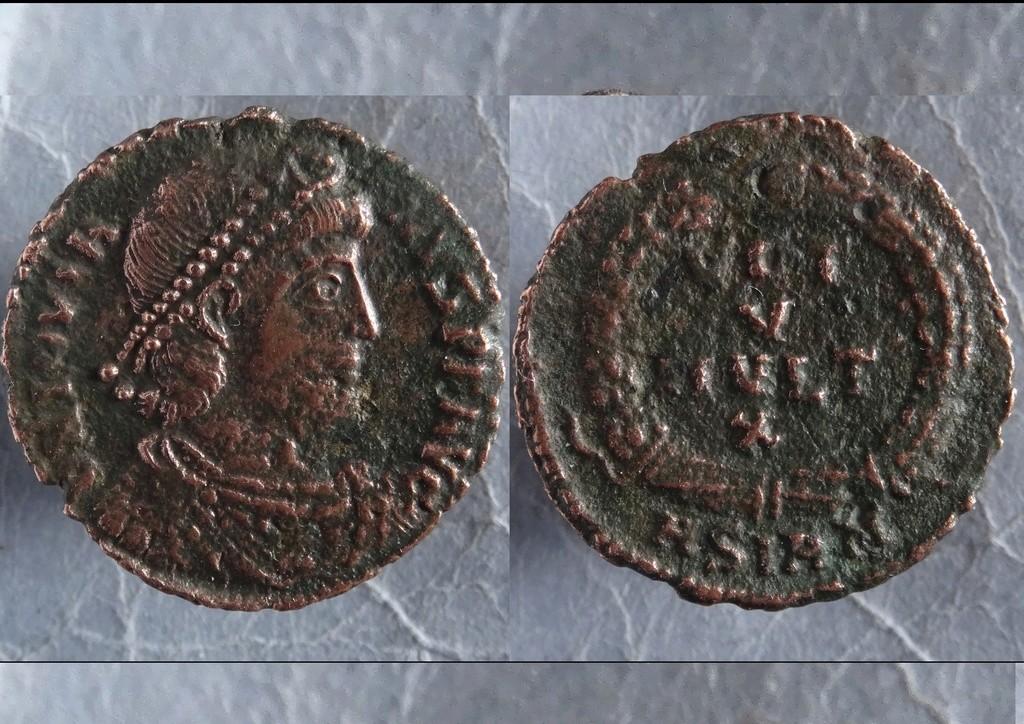 ID Jovien - Sirmium - RIC. 118 11810