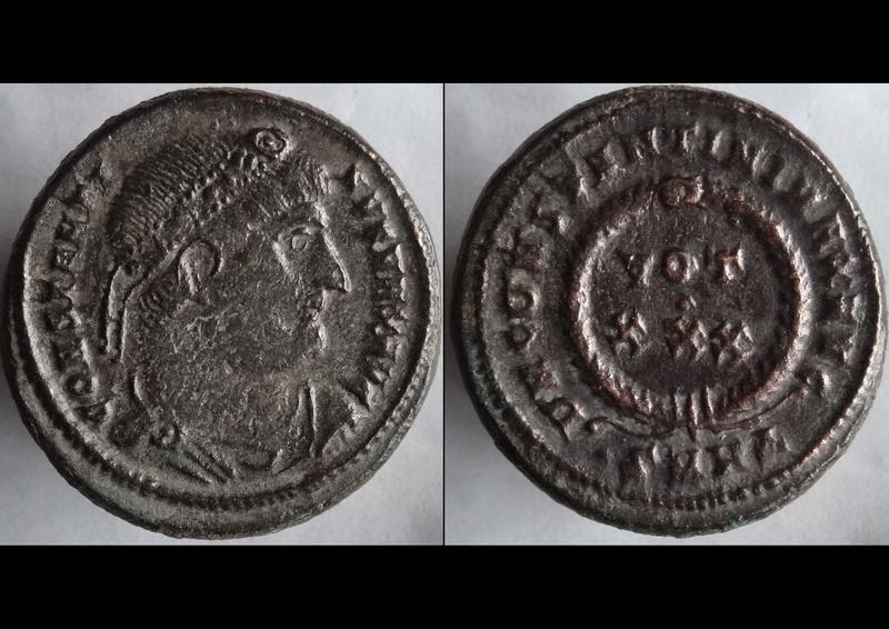 ID Constantin I - Héraclée - VOT XXX RIC. 94 94b10