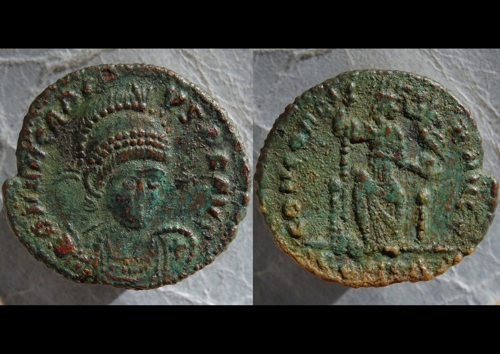 ID Arcadius - Constantinople RIC. 85 Arcadi11
