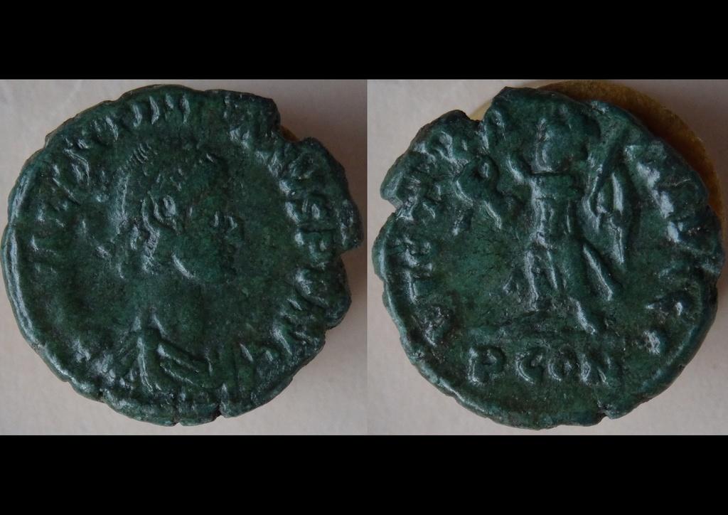 ID Valentinien ii - Arles RIC. 30 Arles310