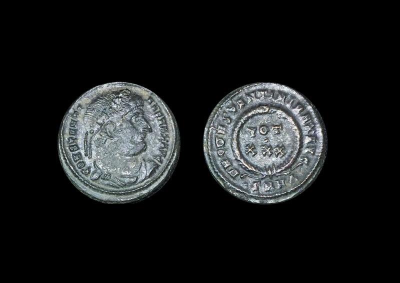 ID Constantin I - Héraclée - VOT XXX RIC. 94 Cs1dn10