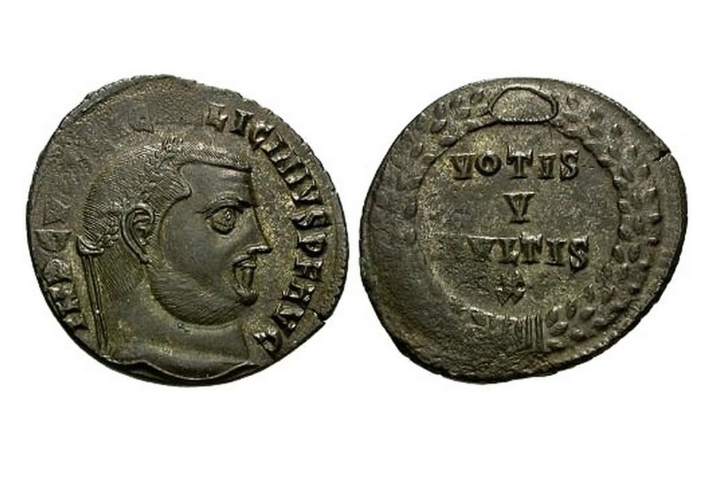 Etrangé Licinius I 312/313 AD ? Licini10