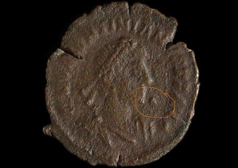 ID Valentinianus ii - Rome Cf. RIC. 28 c Point10