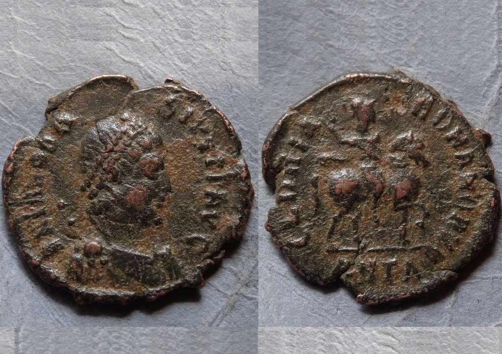 ID Theodose I - Antioche RIC. 69 Ric6910