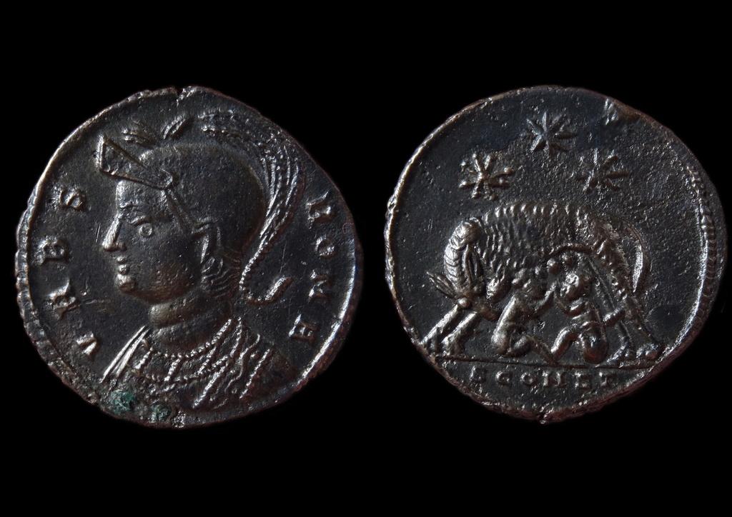 ID Rome - Arles - Ferrando 957 (RIC. -) Romen310