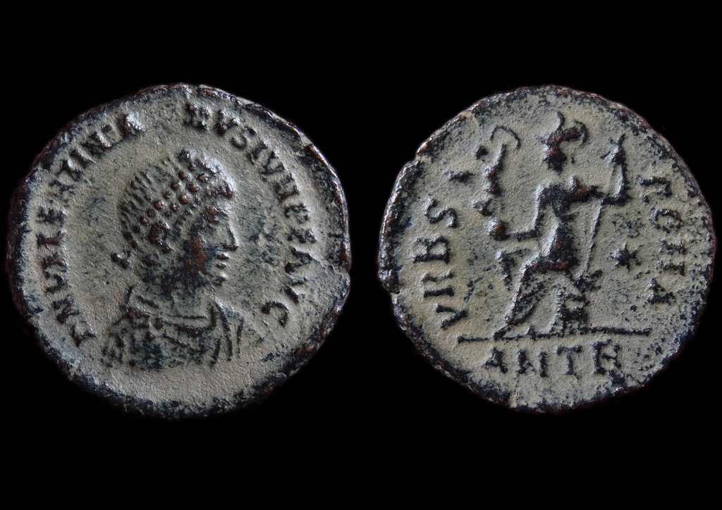 ID Gratien - Antioche (VRBS ROMA) RIC. 0 V251n10
