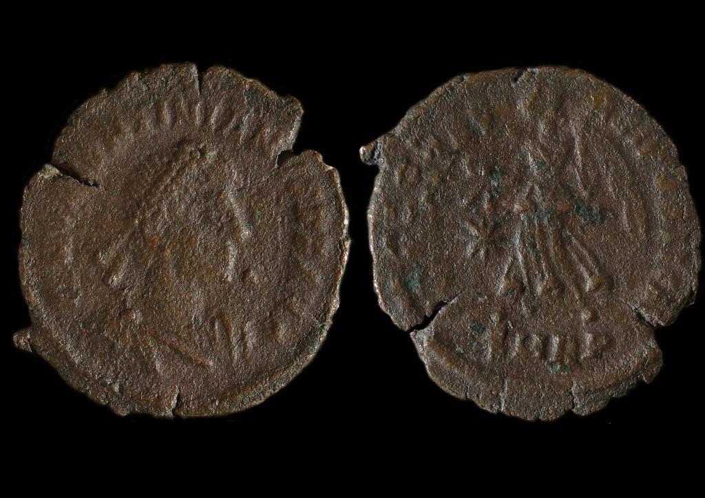 ID Valentinianus ii - Rome Cf. RIC. 28 c V2rome10