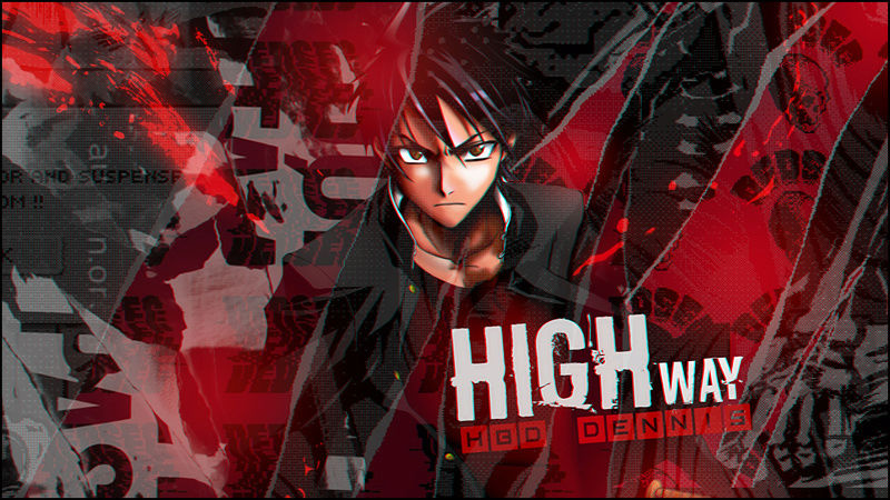 [Arrow] HIGH;way AMV Minia_10