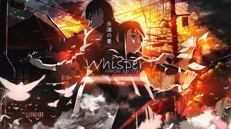 [Arrow & Kitan] Whisper AMV Minia_11