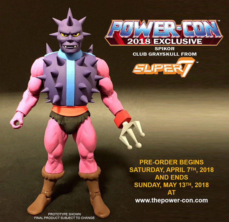 Super 7 - Maitres de l'univers Club Grayskull Filmation - Page 2 Pc201811