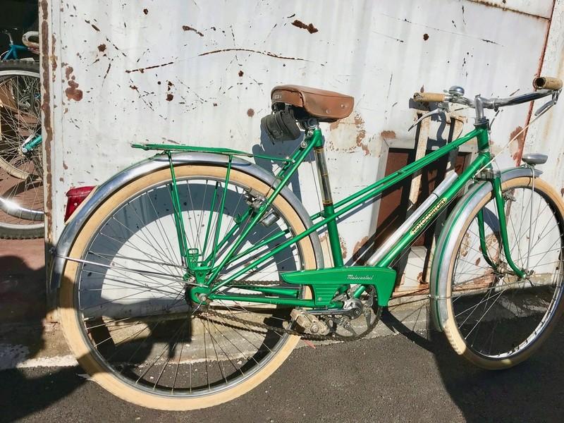 Motoconfort dame vert ; années 60 ? Img_4260