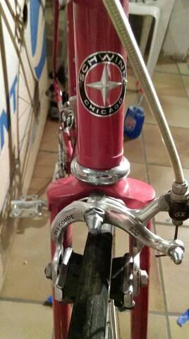 Schwinn vélo datant