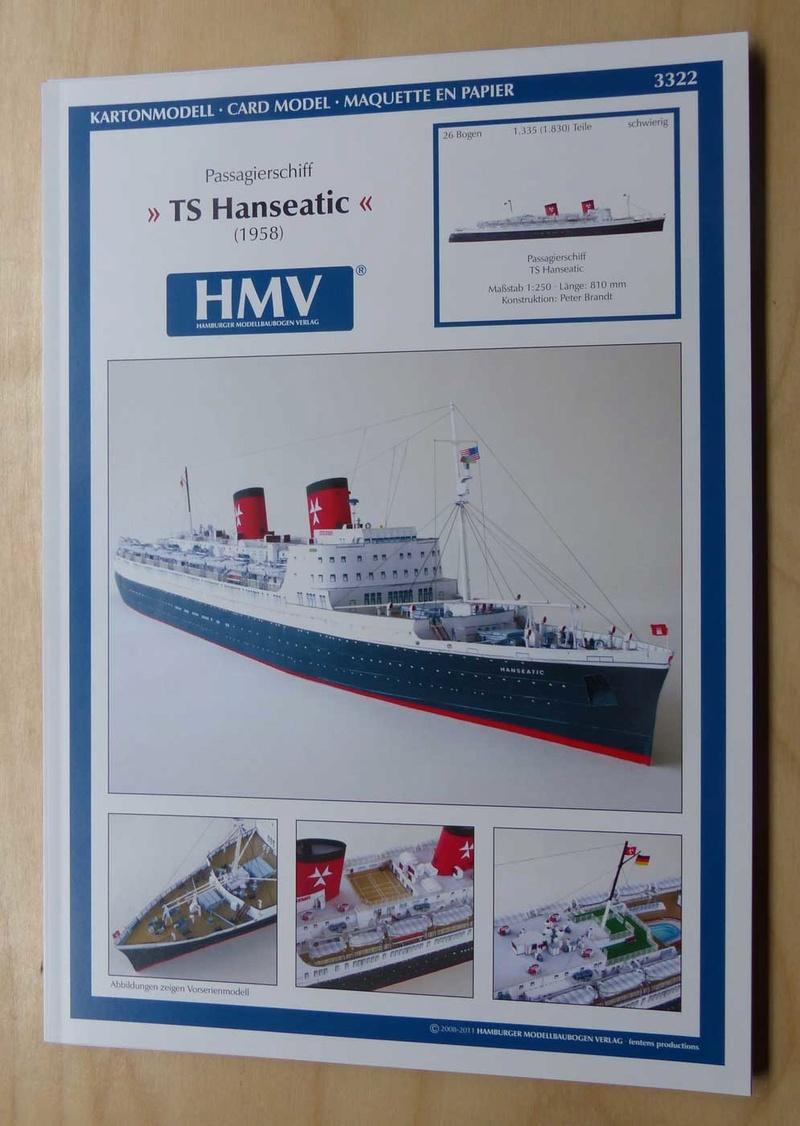 ts hanseatic, 1:250, HMV gebaut von robertkofler Hansea10