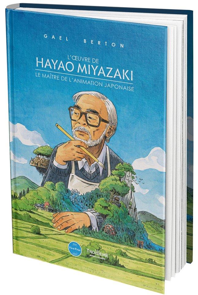 L'oeuvre de Hayao Miyazaki, le maître de l'animation japonaise 33674710