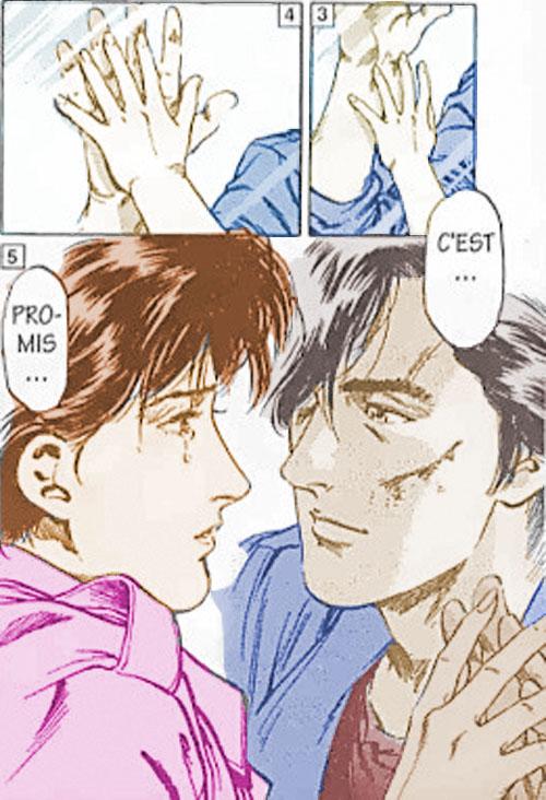 Hit or Miss? Version manga - animé La_pro10