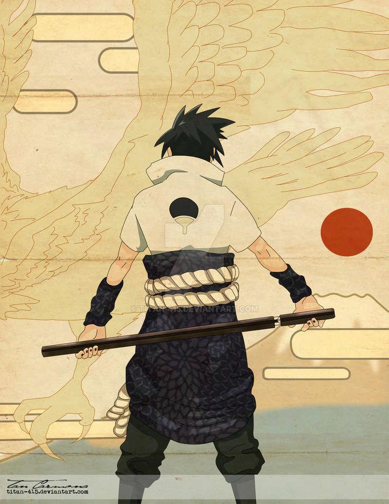 Hit or Miss? Version manga - animé - Page 2 Sasuke15
