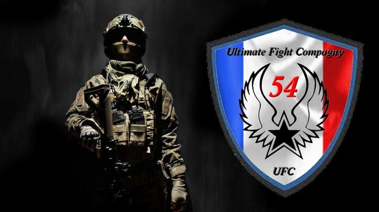UFC compagny airsoft team 54