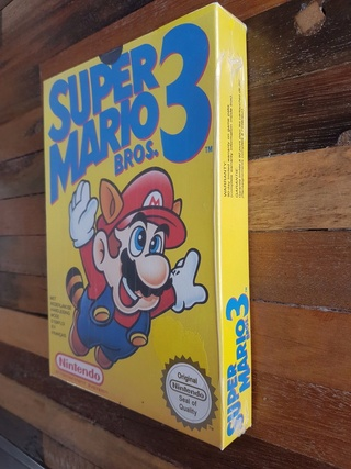 NES faux blister souple Super Mario Bros Isqfq10